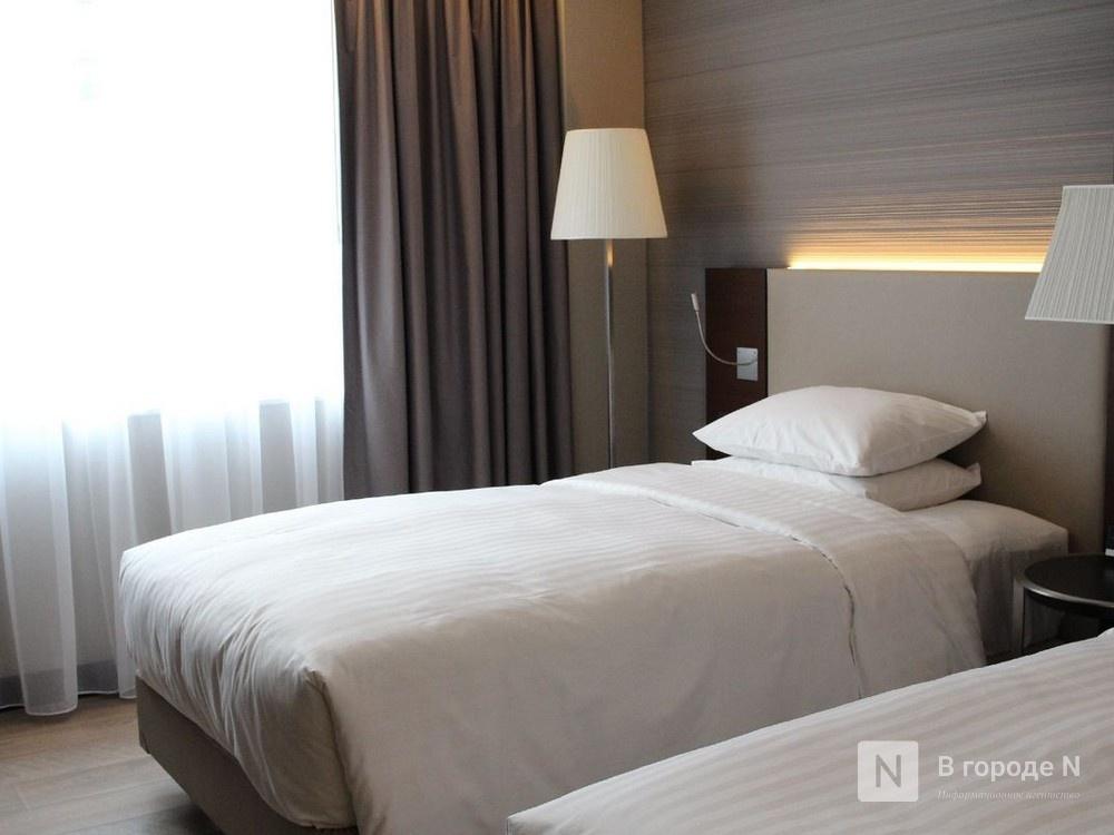 Ставку НДС для нижегородских гостиниц предложено снизить до 7% - фото 1