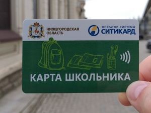 Единые льготные проездные для школьников появятся в Нижегородской области