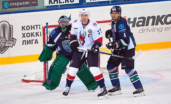 «Торпедо» навыезде обыграло «Югру» впервом матче нового сезона КХЛ