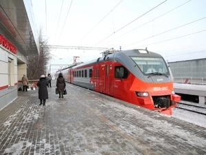Перевозки пассажиров на Горьковской железной дороге в январе—феврале выросли на 4,7%