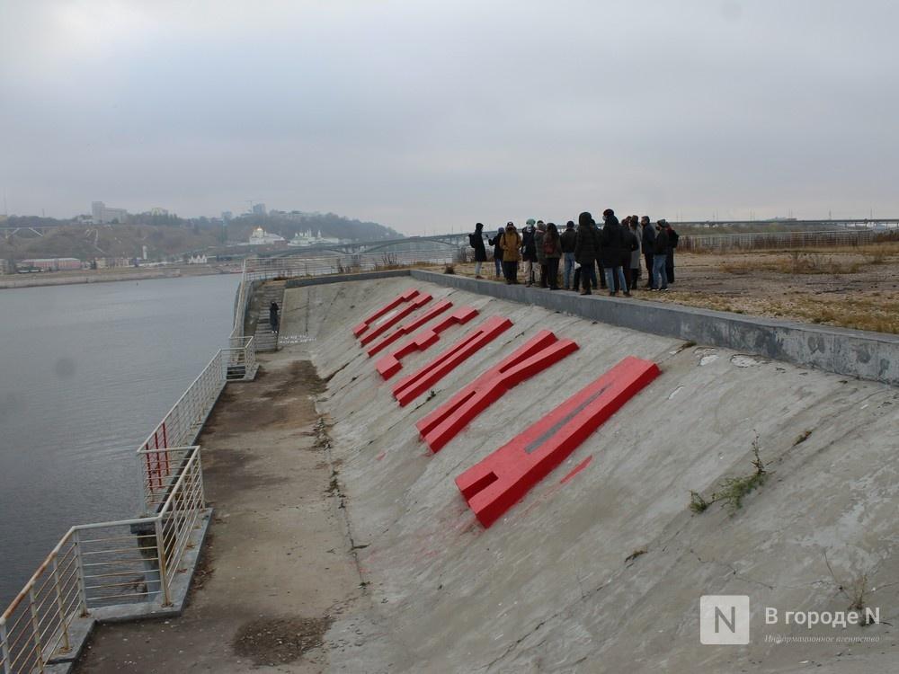 Каток и арт-объекты предложили разместить на Стрелке нижегородские студенты - фото 1