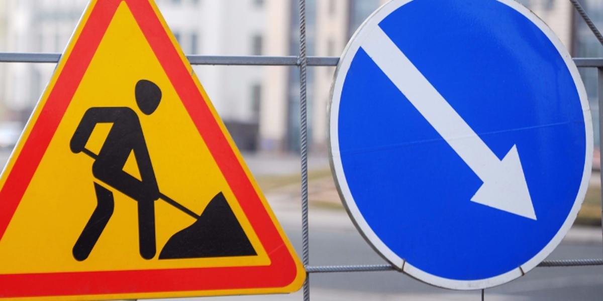 Движение транспорта на перекрестке улиц Военных комиссаров и Маршала Жукова закрыто до 22 сентября - фото 1