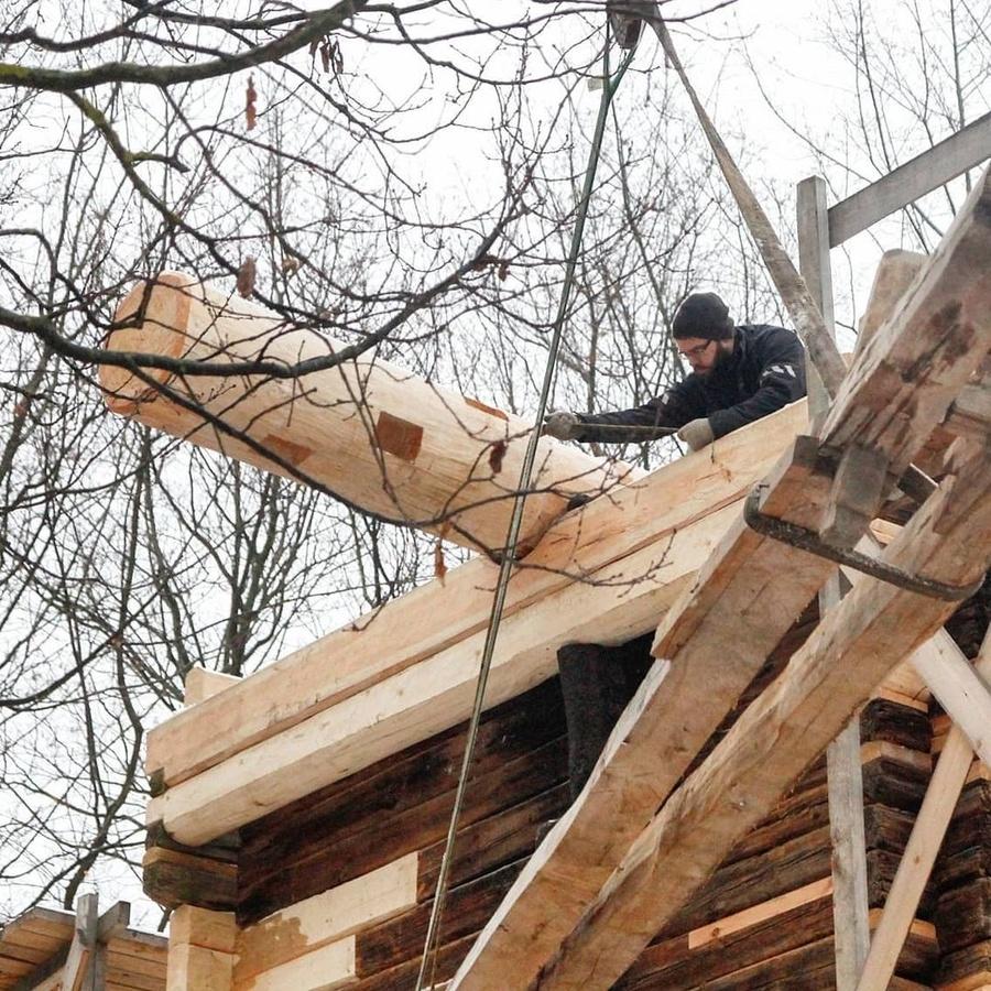 Реставрация мельницы-столбовки на Щелоковском хуторе завершится в 2021 году - фото 1