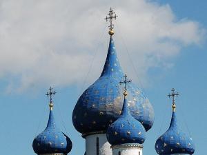 Храм в честь иконы Божией Матери «Всецарица» возведут в Керженце