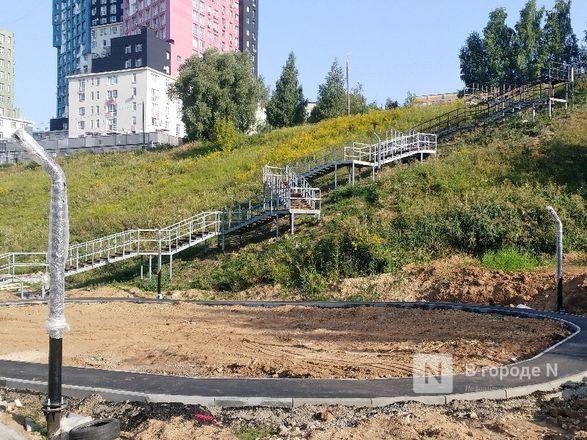 Благоустройство Лопатинского оврага планируется завершить в начале сентября - фото 12